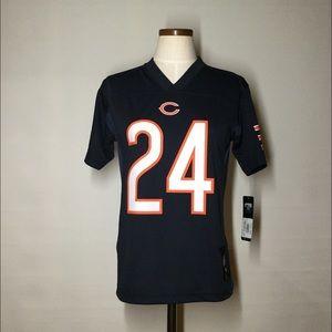 NFL Players Chicago Bears #24 Jordan Howard Jersey